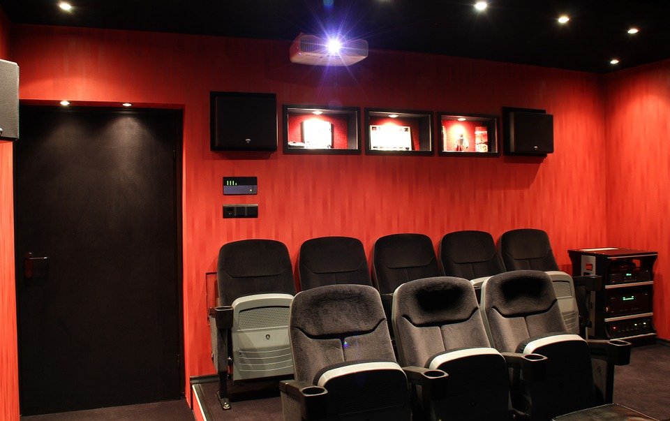 How To Convert Your Concrete Garage, Garage Home Theater