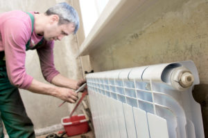 How to fix problems with radiators