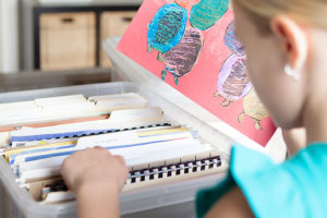 5 Tips for Organizing Kids' School Papers