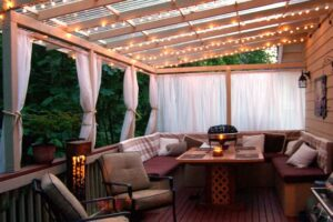 3 Tips For Creating The Perfect Outdoor Space On A Budget